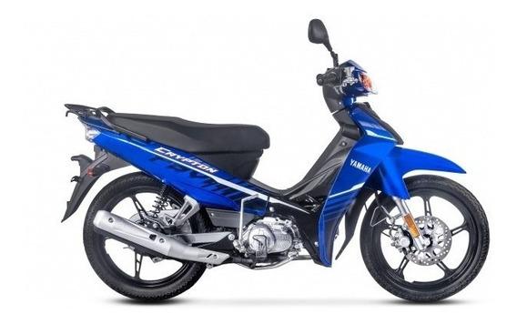 Yamaha Crypton T110 Pagalo 12 Ctas Sin Interesciclofox Moto