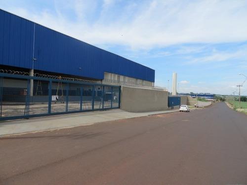 Oportunidade. Excelente Galpão Industrial Para Venda No Distrito Empresarial Ribeirão Preto, Com 9.204 M2 Construidos Em Um Terreno De 11.502 M2. - Gl00007 - 34746640