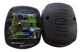 Placa Receptor Rossi 1024 Botões Rx Hcs1024