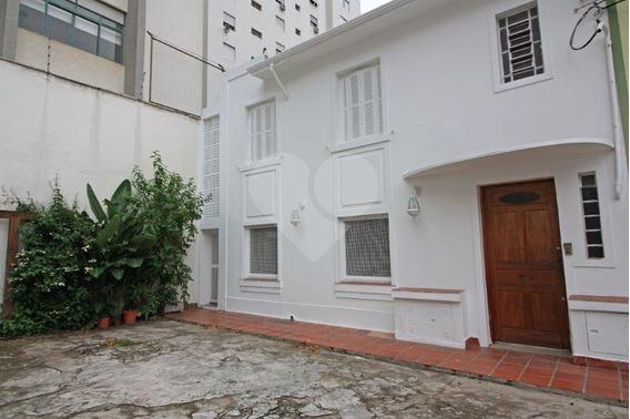 Casa De Vila Para Locação Comercial No Jardim Paulista - 353-im193215