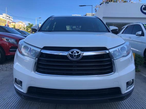 Toyota Highlander Full Américana