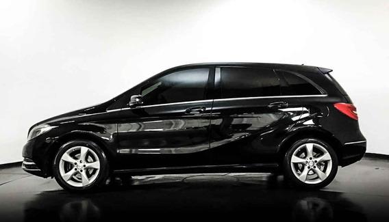 18132 - Mercedes Benz Clase B 2014 Con Garantía At