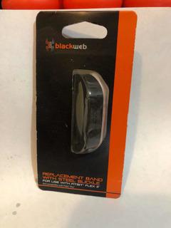 Remplazo De Banda Para Fitbit Flex 2 Color Negro