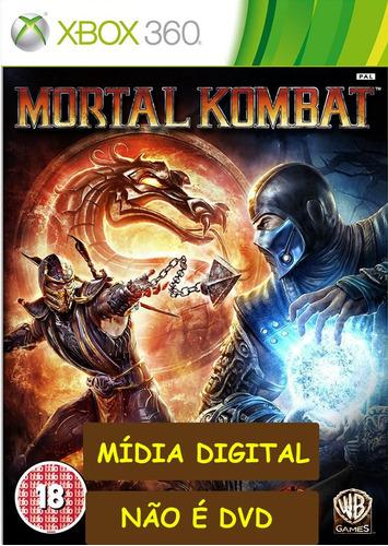Mortal Kombat + Alan Wake Xbox 360 - Digital - Ler Anuncio