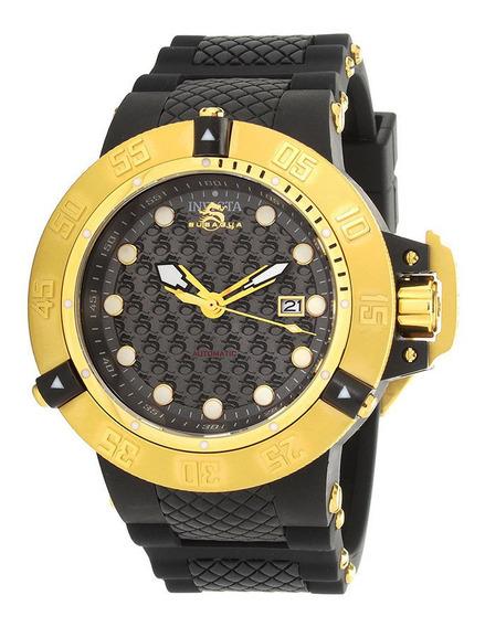 Relógio Invicta Subaqua Automático 31722 Lançamento