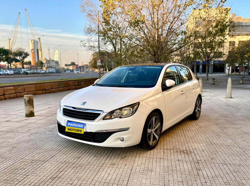 Peugeot 308 1.6 Active Thp 156cv Tiptronic 2016