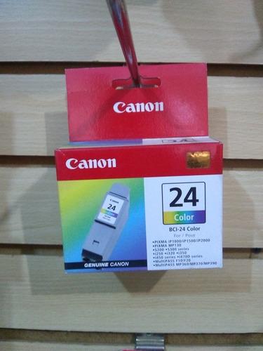 Cartuchos Canon Bci 24 Color