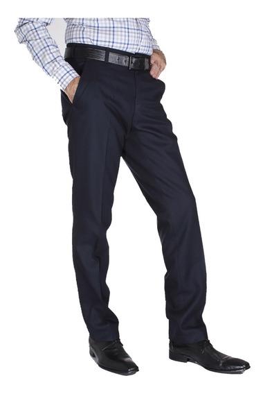 Pantalon Vestir Semi Chupin De Sarga Jean Cartier - Original