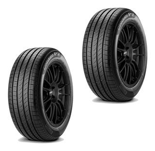 2 Llantas 225 55 R19 Pirelli Cinturato P7 As 225/55 R19
