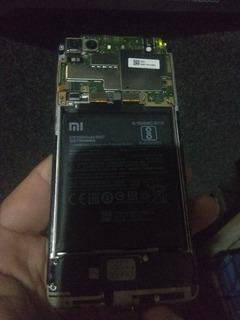 Xiaomi Redmi 6 Para Peças Estado De Novo Bateria Tela Origi