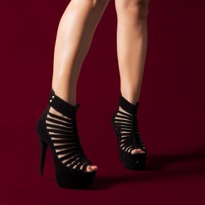 Sapato Meia Pata Ref60048a
