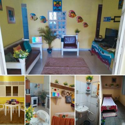 Aluga-se Casa Itamaraca 200m Da Praia