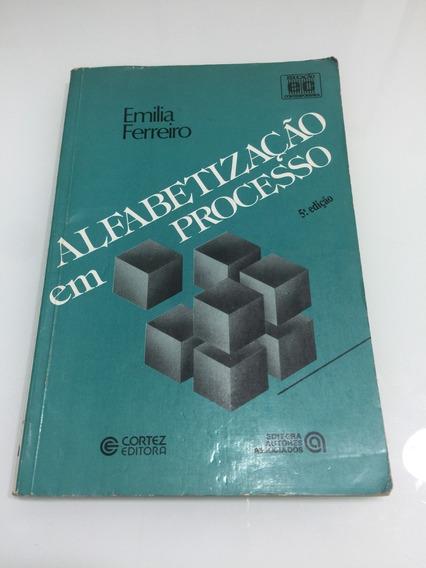 Alfabetização Em Processo Emilia Ferreiro