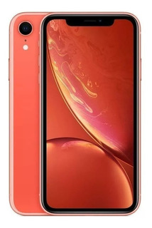 iPhone Xr Coral, Com Tela De 6,1 , 4g, 256gb 12mp Mryp2bz/a