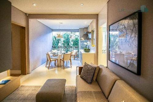 Apartamento Com 3 Dormitórios À Venda, 221 M² Por R$ 3.526.000,00 - Vila Romana - São Paulo/sp - Ap15617