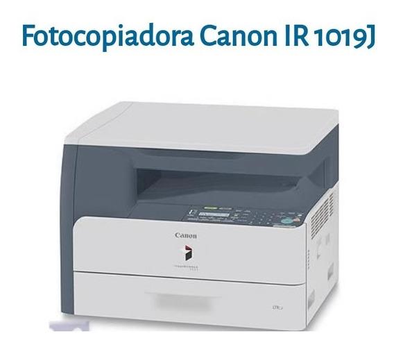 Fotocopiadora Canon 1019j