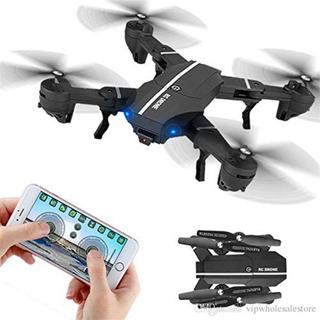 Cuadricóptero 8807w Cámara Y Wifi