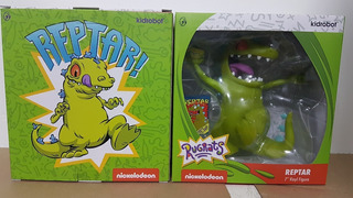 Kidrobot Rugrats Reptar