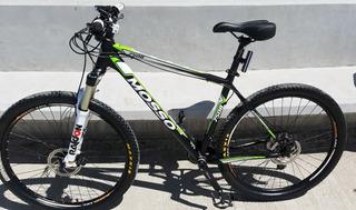 Bicicleta Mosso 27.5 Talle 19