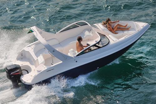 Lancha Coral 24 Em 60x ( N Focker , Real , Nx Boat , Ventura