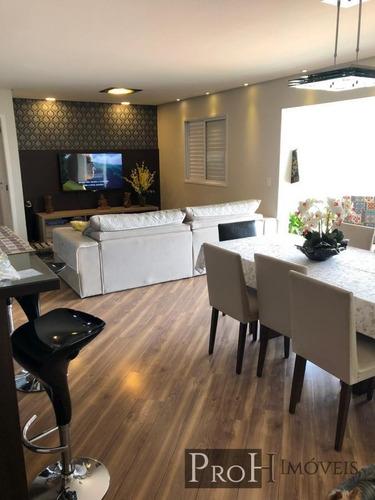 Imagem 1 de 15 de Apartamento Para Venda Em São Caetano Do Sul, Boa Vista, 3 Dormitórios, 1 Suíte, 3 Banheiros, 2 Vagas - Totnat_1-1694161