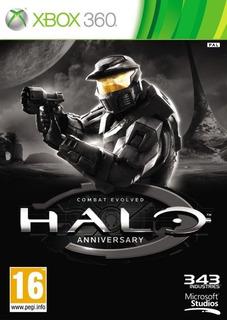 Halo Aniversario Xbox 360 - Usado