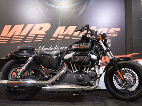 Harley Davidson - Xl 1200x Forty Eight - 2014