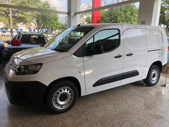 Nueva Citroën Berlingo Worker 1.6 Turbo Diesel