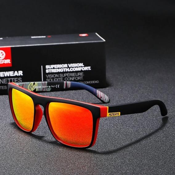 Óculos Masculino Kdeam 156 Polarizada Uv 400
