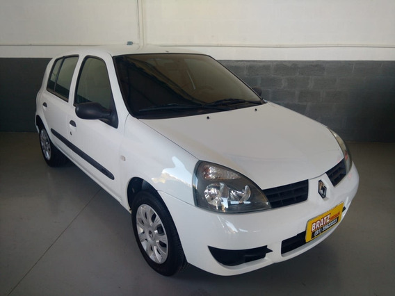 Renault Clio 1.0 Authentique 8v Gasolina 4p Manual