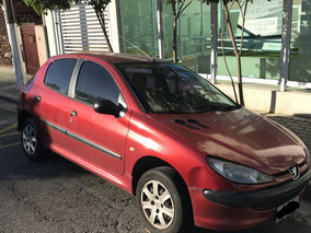 Peugeot 206 - Sensation - 1.0 - 16v - 2004 - Gasolina