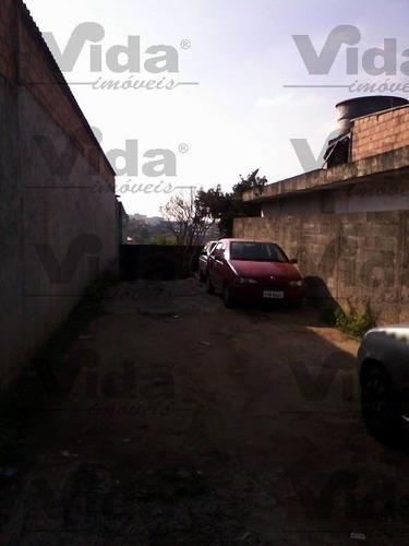 Imagem 1 de 1 de Terreno À Venda Em Munhoz Júnior  -  Osasco - 34253