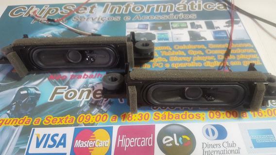 Altofalantes Da Tv Panasonic Tc-32a400b Semi Novo Garantia.