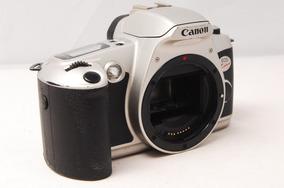 Câmera Fotogr. Canon Eos Kiss/ Excelente Estado (analógica)