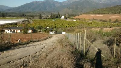 Parcela En Condominio Privado 5000 Mts Limache