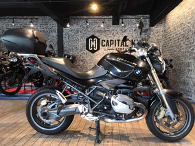 Capital Moto Mexico Bmw R1200r Como Nueva La Mas Equipada