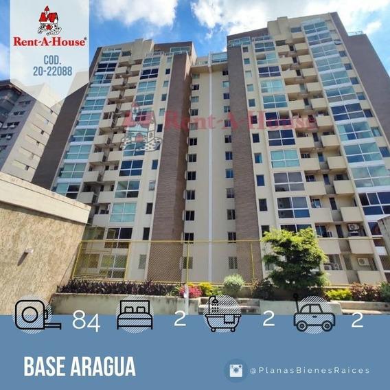 Apartamento En Venta En Maracay, Base Aragua 20-22088 Scp