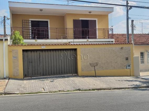 Casa Para Aluguel Em Jardim Nova Europa - Ca015890