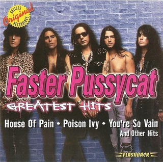 Faster Pussycat Greatest Hits-audio Cd Album Compilation I