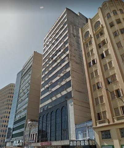 Conjunto/sala Comercial Para Aluguel, Centro - Porto Alegre/rs - 3340