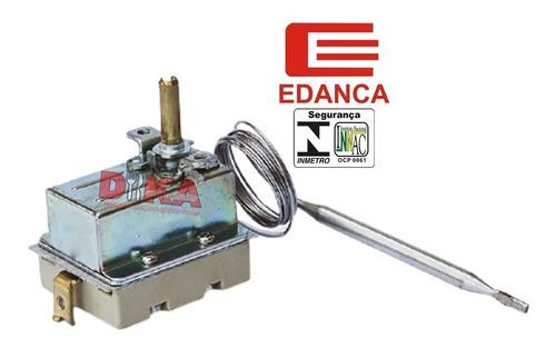 Termostato Regulador Chapa Sanduicheira Elétrica Edanca