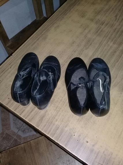Zapatos De Tap Y Folclore