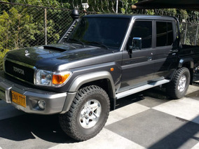 Toyota Land Cruiser Vdj 79