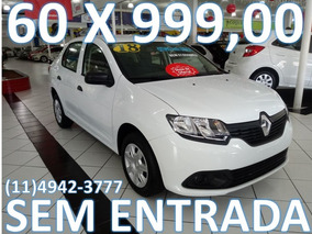Renault Logan 1.0 12v Authentique Sce 4p