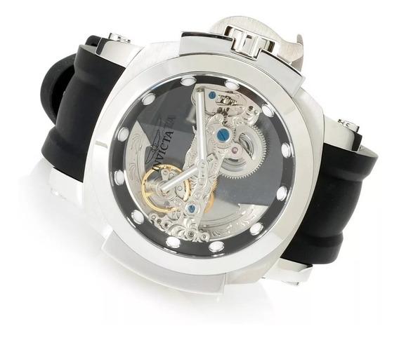 Relógio Invicta Coalition Forces Transparente 26760 Original