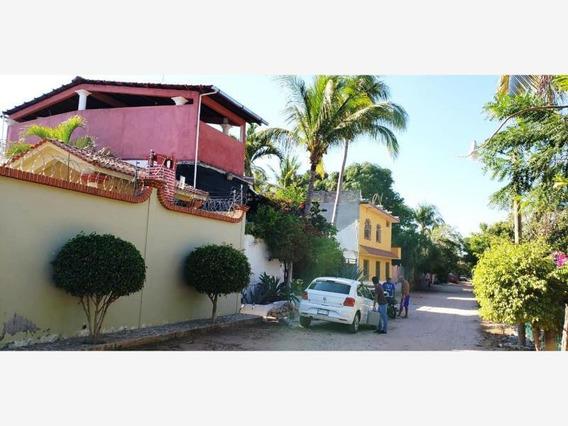 Casa Uso De Suelo En Venta Playa Zicatela