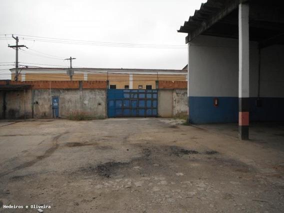 Terreno Para Locação Em Rio De Janeiro, Vigário Geral - Te1038