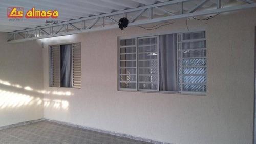 Casa Com 3 Dormitórios À Venda, 112 M² Por R$ 400.000,00 - Vila Galvão - Guarulhos/sp - Ca0173