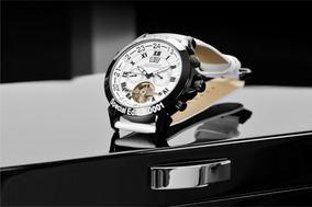 Relógio Calvaneo 1583 Astonia Black White Edition Automatico