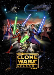Star Wars La Guerra De Los Clones 1-6 Full Hd